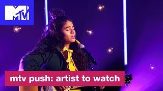 Jessie Reyez on 'Cotton Candy' & Emotionally Connecting w/ Fans   MTV Push: Artist to Watch