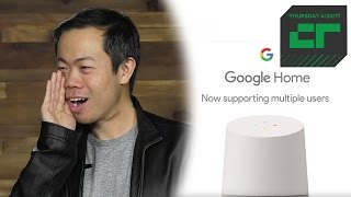 Google Home Gets Smarter About Voices   Crunch Report
