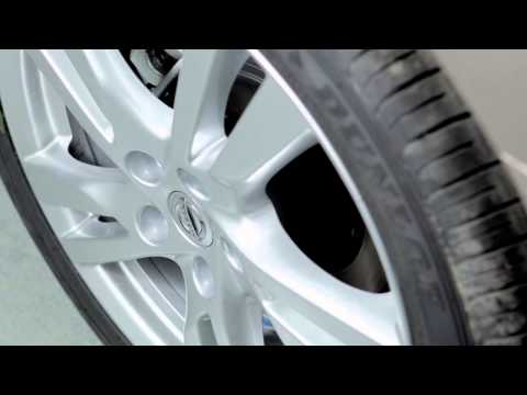 2014 Nissan Altima - Tire Pressure Monitoring System (TPMS) with Easy Fill Tire Alert