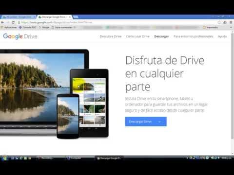 Como usar Google Drive para PC