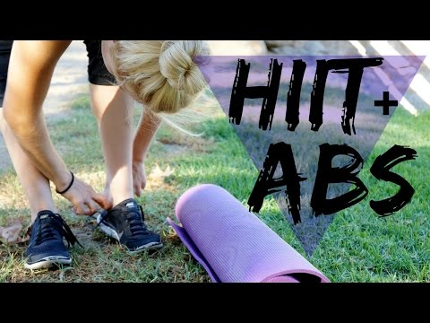HIIT & Abs Workout | MFit