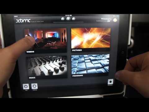 XBMC App & Add-ons
