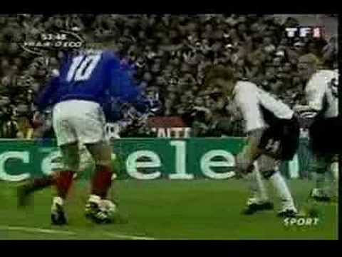 Zidane ★ All in the touch - Scotland