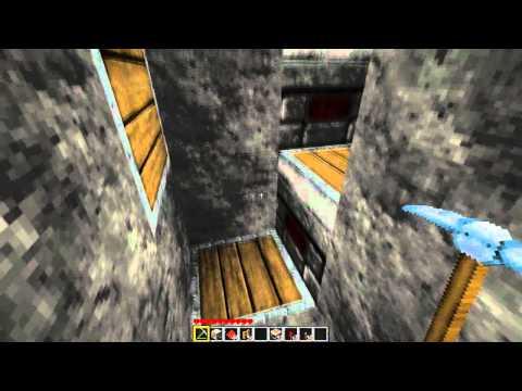 Minecraft Simon's Piston Elevator [1.7.3]