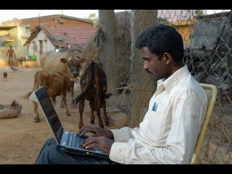 Madhya Pradesh Villages Get Free Wi Fi Zone | Digital India Inspired Techies Credited