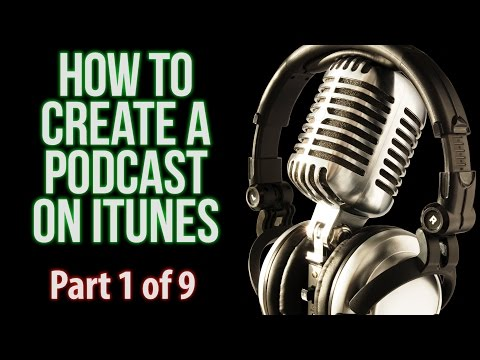 How to Create a Podcast and Launch it on iTunes - the Brian Venge Show 002