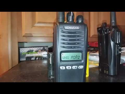 NHN digital comms on Kenwood NX-220