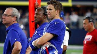 Manning, Giants heading towards disaster