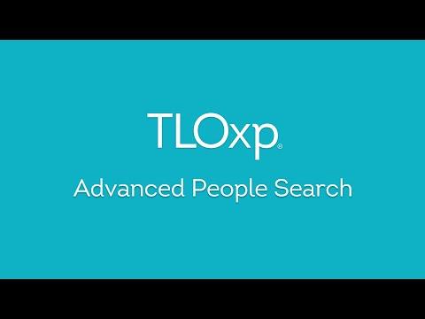 Advanced People Search - TLOxp