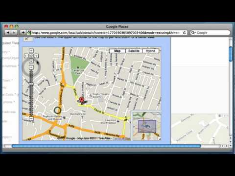 How to claim your Google Maps (Google Places) listing