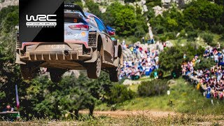 WRC - Rally Italia Sardegna 2018: Highlights Stages 13-16