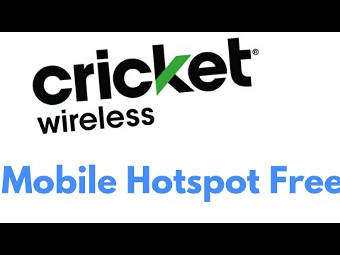 Get cricket wireless unlimited mobile hotspot