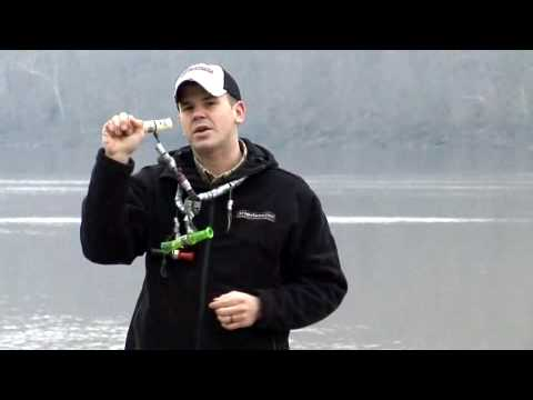 Properly holding the shortreed goose call