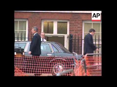 UK: BOB DOLE VISIT