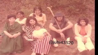Juhi Chawla Family with Parents, Sister, Borther, Husband and kids | Juhi Chawla| Popgltiz