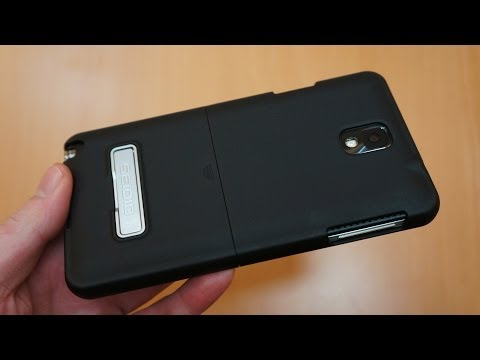 Seidio Surface Galaxy Note 3 Case Review