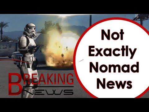 Not Exactly Nomad News