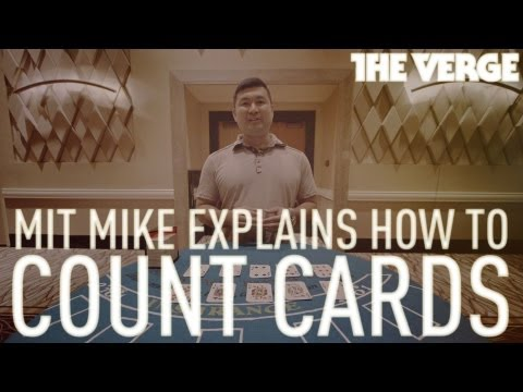 MIT Mike: How to count cards