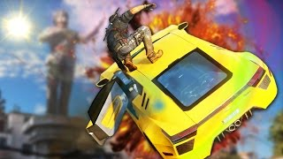 TRAIN TROUBLE | Just Cause 3 #3