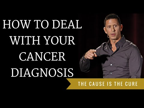 How To Deal With Cancer Diagnosis - Dr Charles Majors