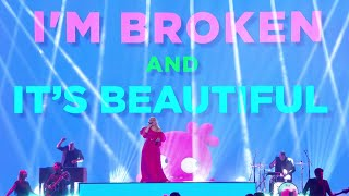 Kelly Clarkson - Broken & Beautiful (from the movie UglyDolls) [Billboard Music Awards Performance]
