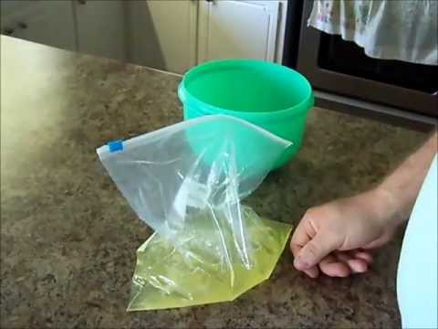 How to make liquid castile soap from bar castile soap.