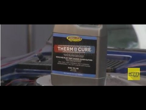 Evapo Rust Thermocure Cooling System Rust Remover TC001 Instructions Tutorial