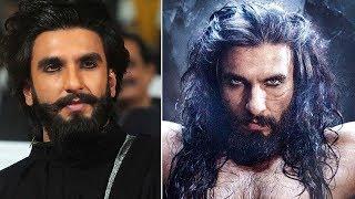 Ranveer Singh gets EMOTIONAL post Padmavati Trailer Response