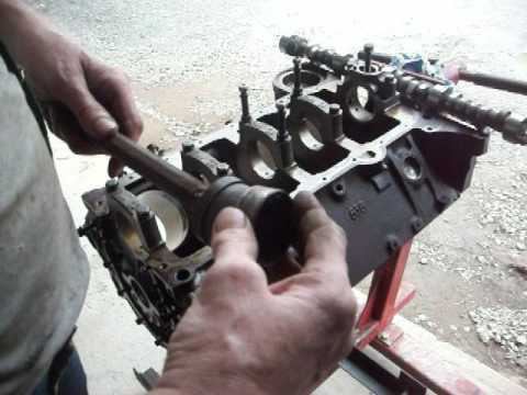 How to make a cam bearing tool for Chevy V8 Engine rebuild #8