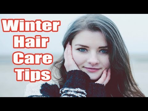 6 Winter Hair Care Tips for Healthy Hair and Scalp