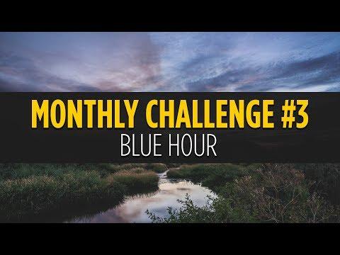 Blue Hour Photo Challenge