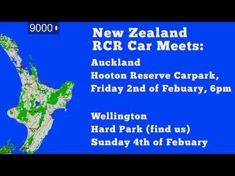 RCR New Zealand Car Meets