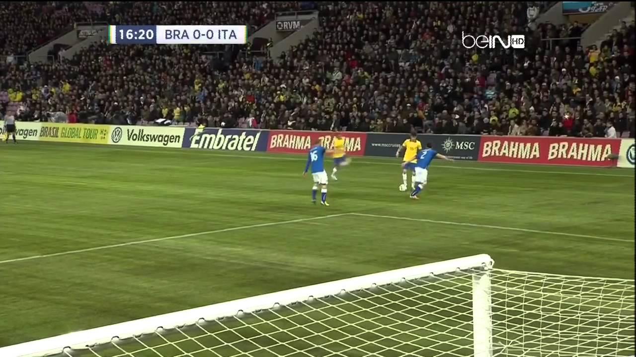 [國際足球友誼賽 Friendly]巴西 對 意大利 上半場 Brazil VS Italy 1st HALF