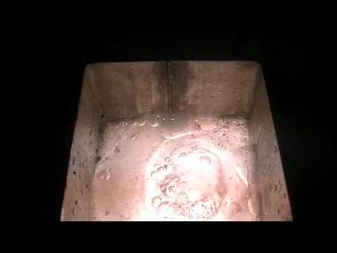 The Plasma Reactor first run
