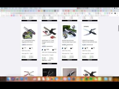 Alishark's Google Extension - Dropshippers Must Tool