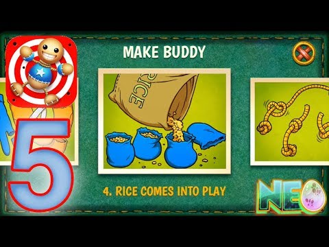 Kick The Buddy: Gameplay Walkthrough Part 5 - Make Your Own Buddy! (iOS, Android)