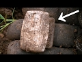 SILVER COINS EVERYWHERE, HUGE KIDS MONEY SPILL & AMAZING OLD STERLING BUCKLE! | METAL DETECTING 2015