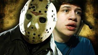 JASON TÁ FURIOSO! - Friday the 13th: The Game