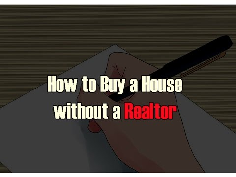 How to Buy a House without a Realtor