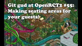OpenRCT2 Multiplayer Server Round 14 - Decorate a coaster