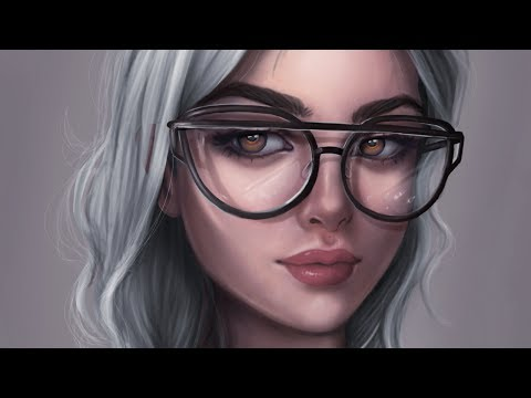 [speed painting ] From Sketch to Digital Painting
