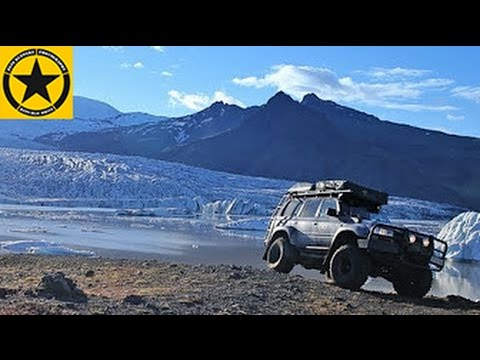 Trip on Iceland: N1-Tour around the Island, best Video of Iceland!