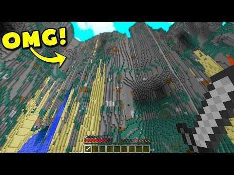 FINDING A SECRET MINECRAFT BIOME?! WIM EP4