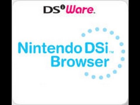 Nintendo DSi Web Browser