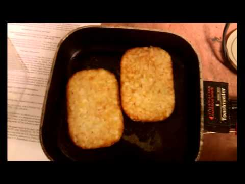 Frying up some Hashbrowns
