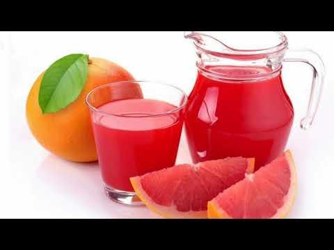 Grapefruits Juice Benefits