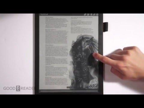 Good e-Reader 13.3 - Final Video before we ship