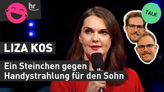 Liza Kos: Von Schallwellen, Steinchen und Zauberwürfeln | hr Comedy Marathon