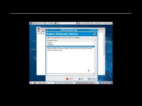 LTSP Server (Usando k12linux) Fedora