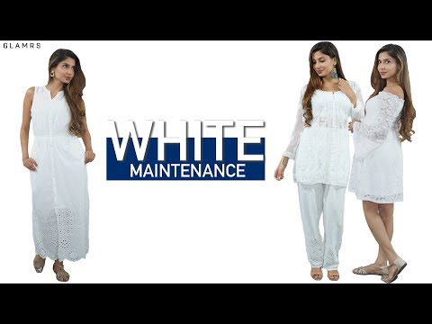 The Complete Guide to Keeping Summer Whites White | Summer Fashion Hacks!